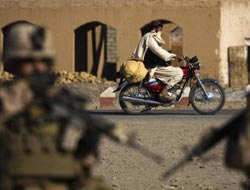 NATO says 3 US soldiers killed in S.Afghanistan