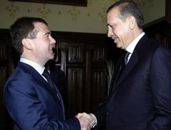 Turkey's PM wants to lift visa with Russia