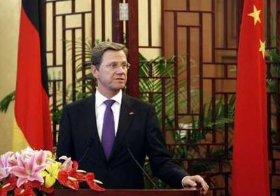 Germany urges China to respect for minority rights