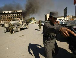 Taliban battles in Afghan capital after series of attacks / PHOTO
