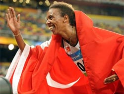 Turkey's athlete awarded with fair play prize