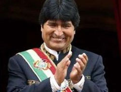Bolivia's Morales names new energy minister