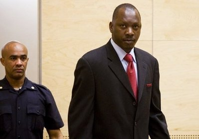 ICC upholds conviction of Congolese warlord Lubanga