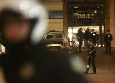 Clashes erupt in Athens after protest to mark 2008 police killing