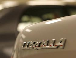 Toyota puts 150 mln euros into Corolla production in Turkey