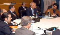 Lebanese Laders Meet Again but Deal Out of Reach