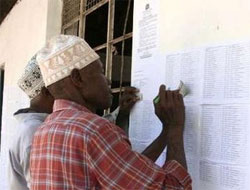 Tanzania opposition parties team up for president