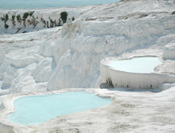 Pamukkale continues to attract more tourists each year