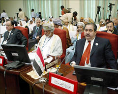 The Arab League Discusses Hot Issues in the Middle East
