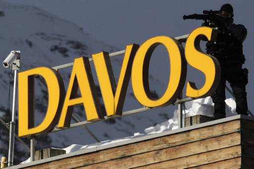 Davos conference aims to 'reshape the world'