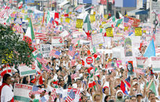 America Divided on Illegal Immigrants
