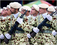 Iran Says Army Can Fend Off Any Attack