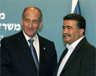 Israeli leader clinches coalition deal