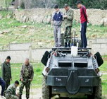 Syria: Soldiers killed in blast at military base