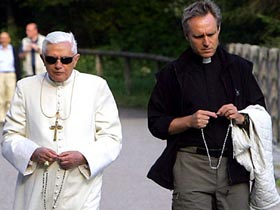 Pope's Aide Warns of 'Islamized Europe'