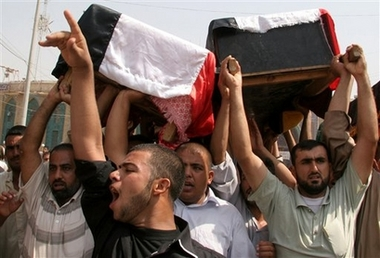 Karbala civilians killed in US-Iraqi forces raid