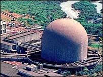India and US confirm nuclear pact