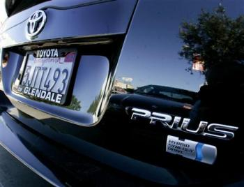 Swiss name Toyota's Prius the world's greenest car