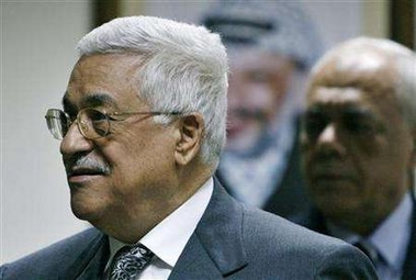 Abbas to Russia Sunday on official visit