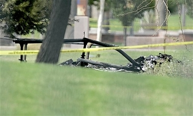 Helicopters working fine before crash: Witnesses