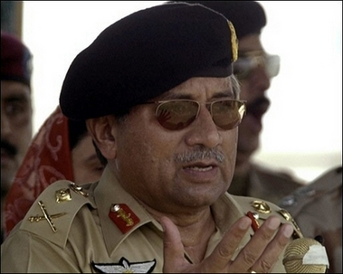 'Musharraf may quit army to seal Bhutto deal'