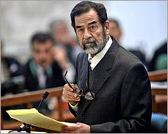 Saddam to face judge over al-Anfal
