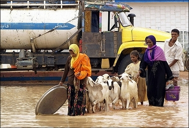 Flooded south Sudan declares disaster