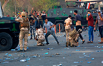 10 injured during protests in Iraq's Basra