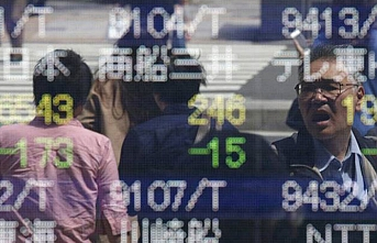 Asian markets down after Trump, China comments