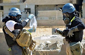 France ready to strike Syria if chemical weapons used