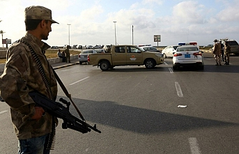 Gunfire heard inside Libya's national oil company