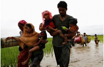 Human rights group discusses Rohingya crisis