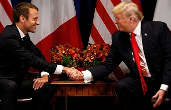 Macron, Merkel aim to present united stance in Trump era