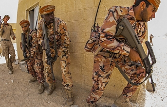 Oman, UK to hold military drill in October