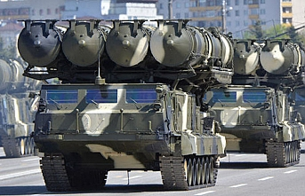Russia launches the S-300 missile in Syria