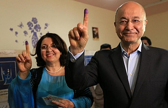 Seven candidates to vie for Iraq's presidential post