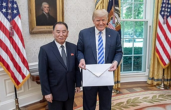 Trump received Kim Jong Un letter seeking 2nd meet