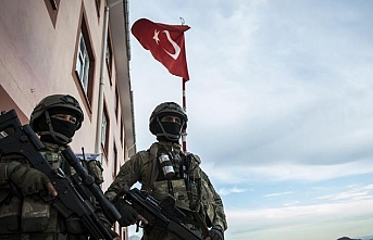 Turkish jets neutralize 3 terrorists in northern Iraq