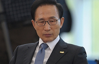 S. Korea ex-president Lee jailed for 15 years over corruption
