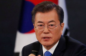 S.Korea's Moon Jae optimistic about Korean peace
