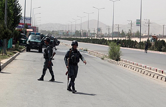 10 dead, 29 wounded in bomb, gunfire in Afghan capital