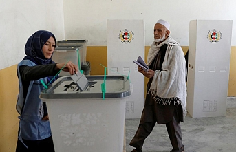 Voting for landmark Afghan parliament polls concludes