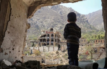 85,000 children may have died from famine in Yemen