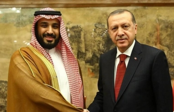 No obstacle for Erdogan to meet bin Salman