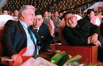 North Korean, Cuban presidents meet in Pyongyang