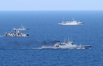 Russia confirms seizure of Ukrainian ships off Crimea
