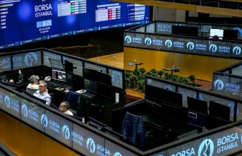 Turkey's benchmark stock index flat at open