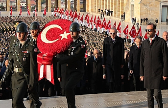 Turkey marks 80th anniversary of Ataturk's demise