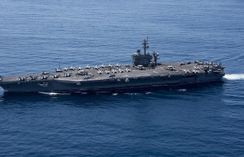 Iran won't let US carrier approach territorial waters