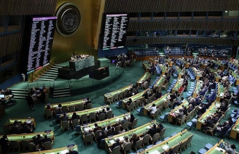 Palestine hails UN rejection of anti-Hamas resolution